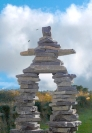 Heather Carroll - Inukshuit -esprits de la pierre