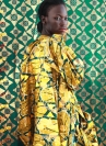 Beatrix Jourdan - style of KLIMT in Senegal
