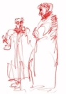 shosh ben-dov - Drawing from Theatre shows